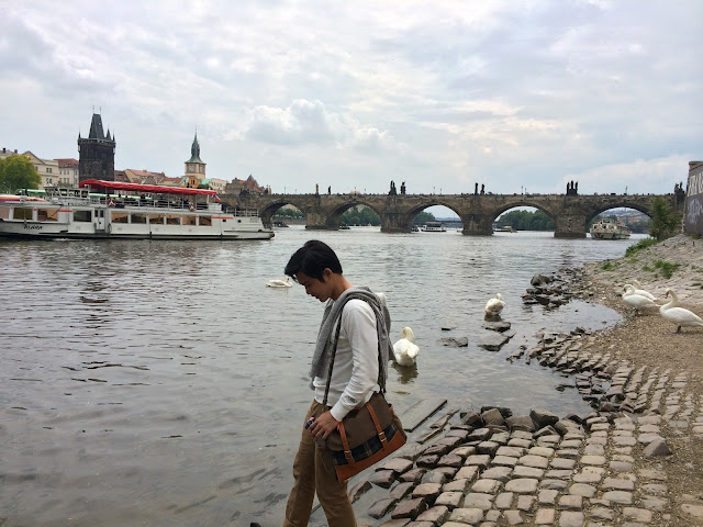 wisata, traveling, Prague, Czech Republic, Charles Bridge