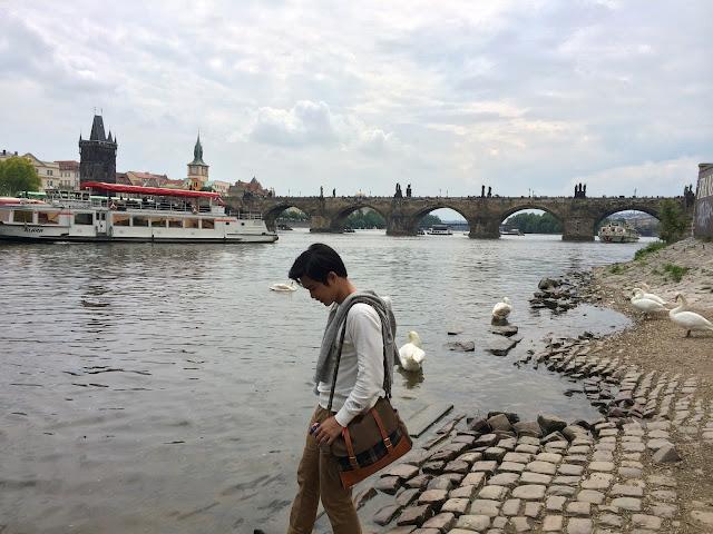 wisata, traveling, Prague, Czech Republic, Charles Bridge