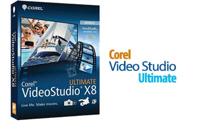 Download Corel Video Studio x8 pro Ultimate 32 bits e 64 bits + ativador