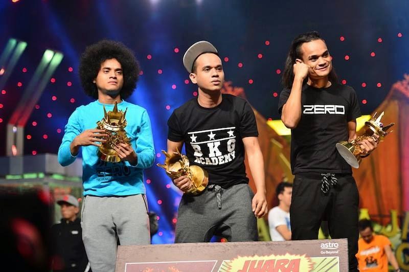 From Zero To Hero Juara Maharaja Lawak Mega 2014
