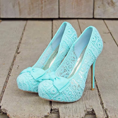 Lace High Heels, I Want This