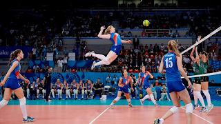 Boa impulsão traz vantagens no Voleibol