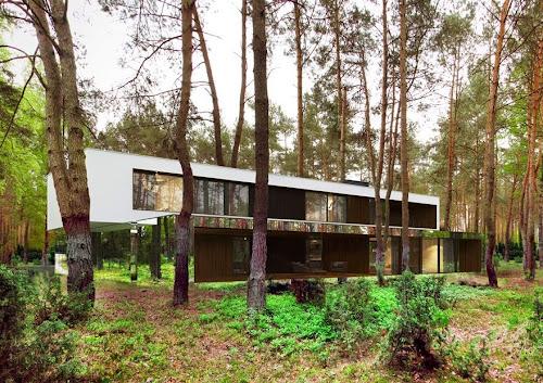 Izabelin House by REFORM Architekt