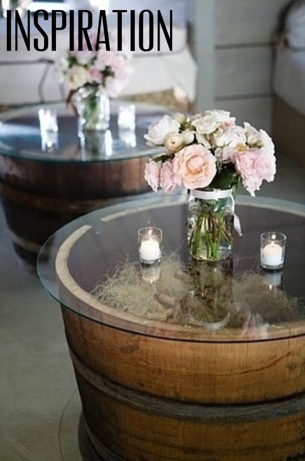 Diy wine barrel table - It Adds So Much Character To The Living Room And Isn T As Chunky As The Other Table I Couldn T Be Happier Except When I Think About All The Wine I Get To