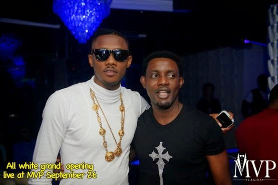 2 In 1 Celebration! AY Makun Launches MVP With Soft Opening and Celebrates Birthday – Photos