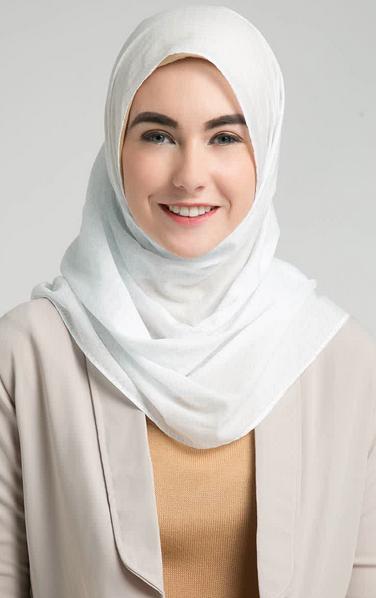 Trend Contoh Hijab Modern Simple Terbaru