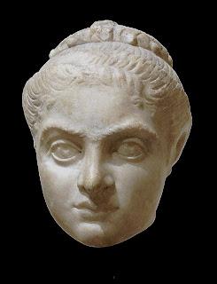Flavia Máxima Fausta, esposa de  Constantino I el Grande -  a. 293-326 d.C.