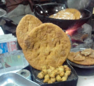 kachora famous snack of nasirabad