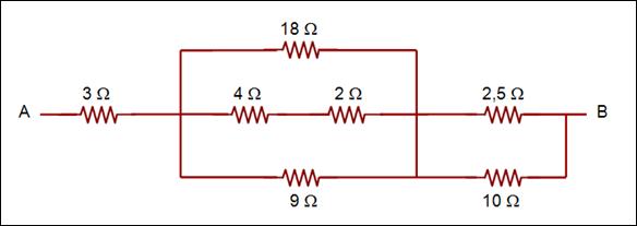 Circuito Rlc Serie Exercicios Resolvidos : Minhas aulas de fÍsica associações resistores