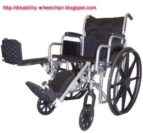 Disability WheelChair - Manual Wheelchair
