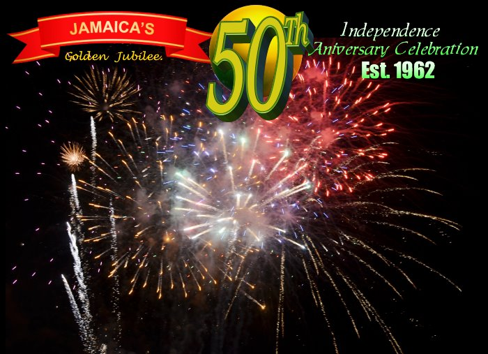Jamaica Celebrates Its 50th Golden Annual Independence