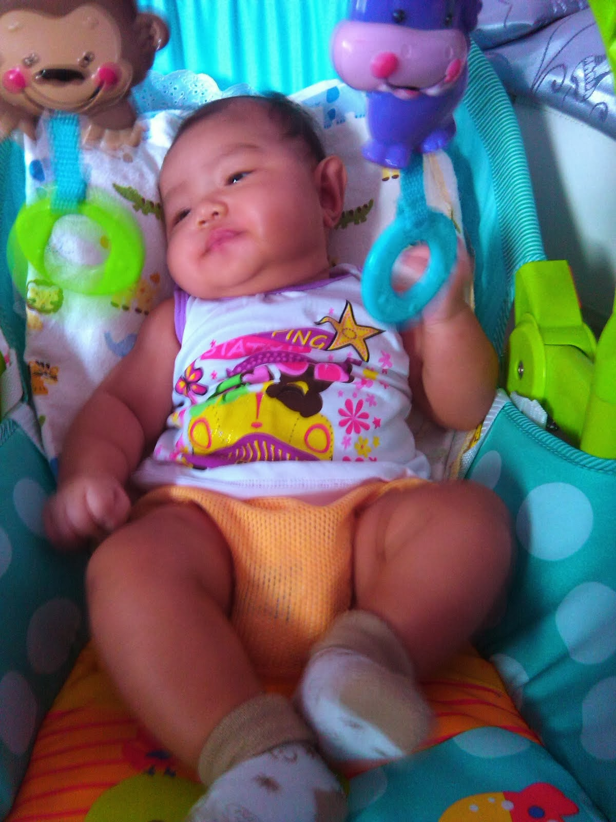 Nur Aneesa Hani - 3 bulan