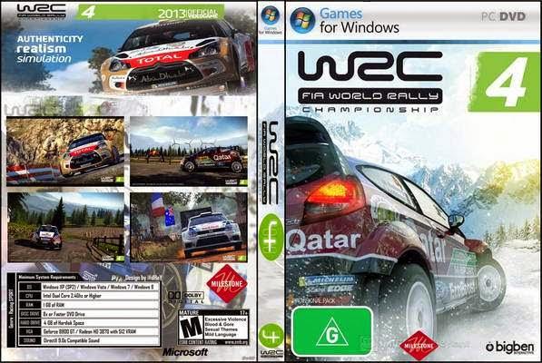 WRC 7 FIA World Rally Championship Free Download