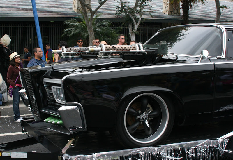 Green Hornet Black Beauty film car