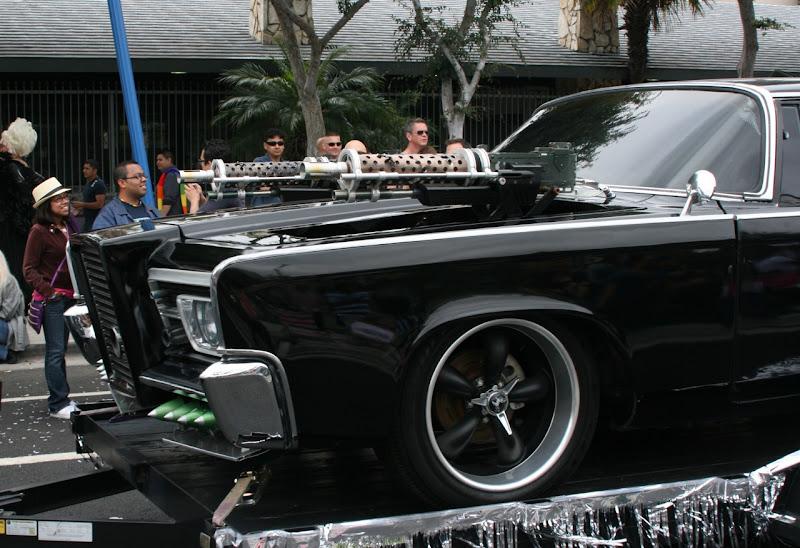 Green Hornet Black Beauty film car