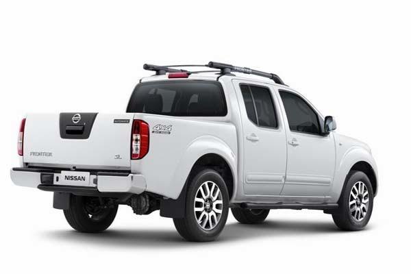 nova imagem inedita do Novo Lançamento da Nissan o Frontier 2014