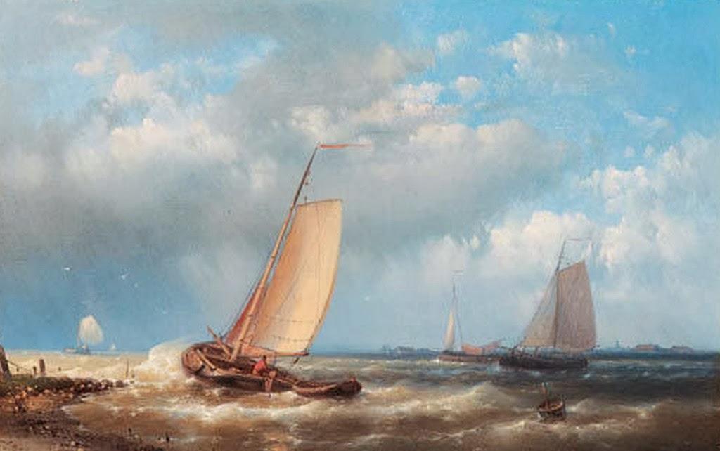 paisajes-marinos-con-barcos-pinturas-al-oleo