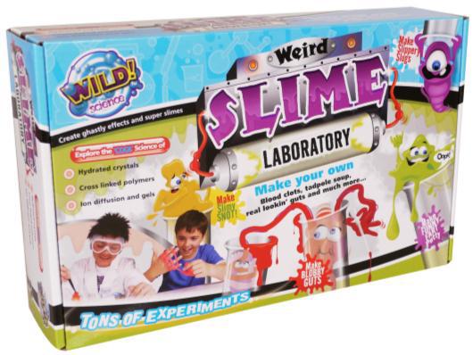 The bizarre laboratory 4