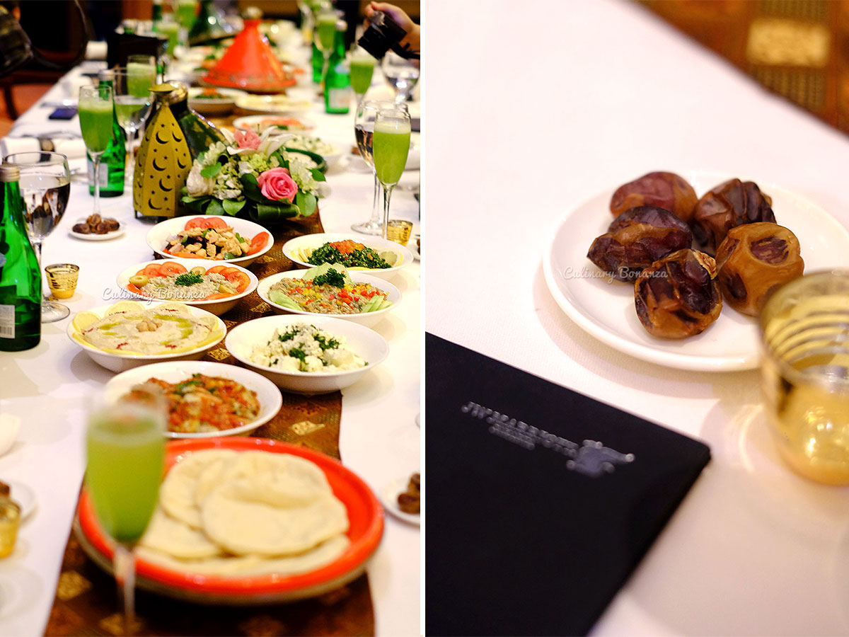 Ramadhan at Sailendra Restaurant, JW Marriott Jakarta (www.culinarybonanza.com)