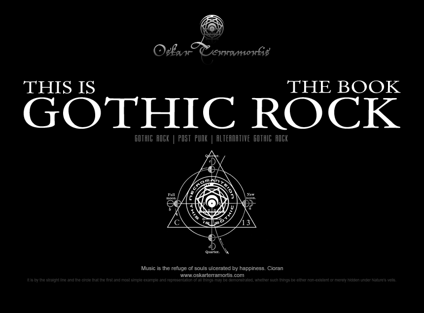 This is Gothic Rock
