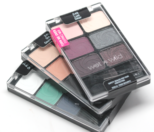 GIVEAWAY: WIN WET N WILD COLORICON 6-PAN EYESHADOW PALETTES