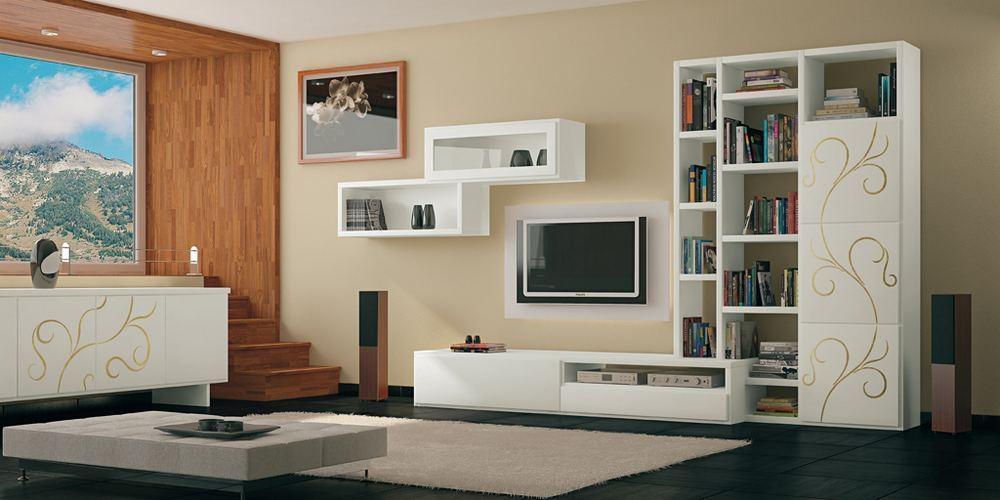 Salas de estilo minimalista colores en casa for Sala casa minimalista
