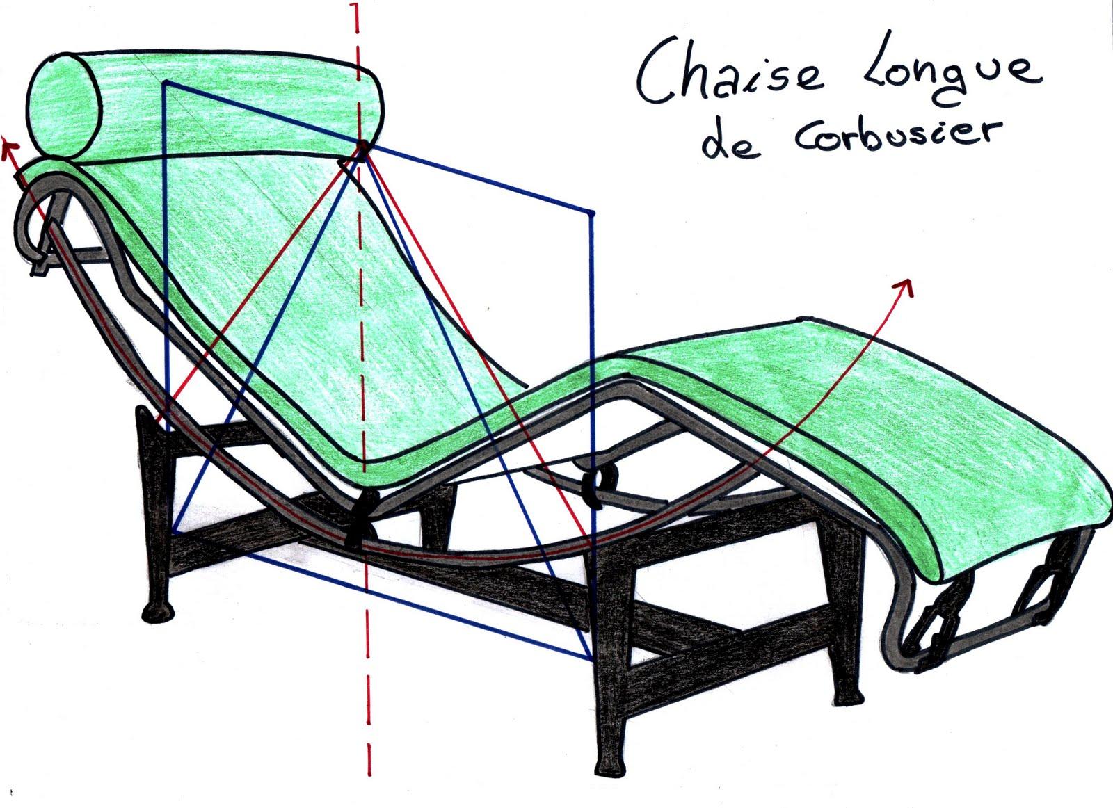 Cecilia polidori twice design e sam - Sedia le corbusier ...