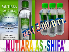 AIR MINERAL MUTIARA SHIFA'
