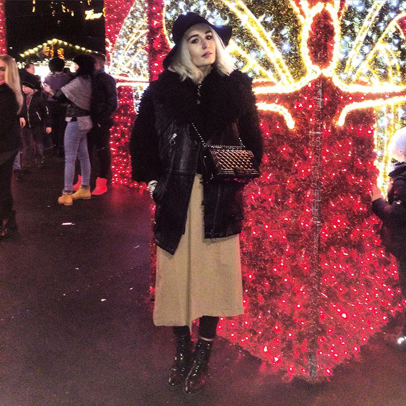 Vienna Christmas Market Travel