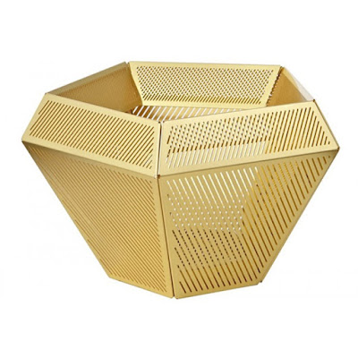 Cell Brass Tom Dixon Tea Light Holder