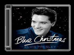 ELVIS PRESLEY - BLUE CHRISTMAS ALBUM