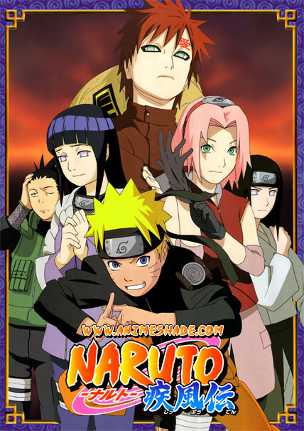 Naruto Shippuuden – Episodio 369 Torrent