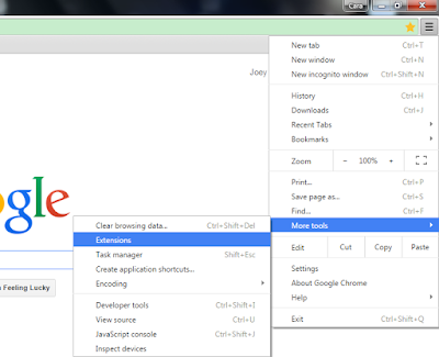 your pc support remove ads by righttabs from chrome ie