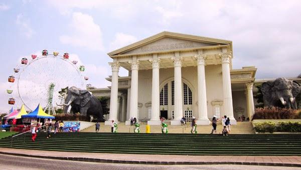 Jatim Park 2 Malang Jawa Timur