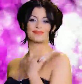 Alexandra Ferreira no videoclip de Ai Se Eu Te Pego