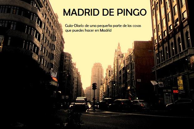 MADRID DE PINGO