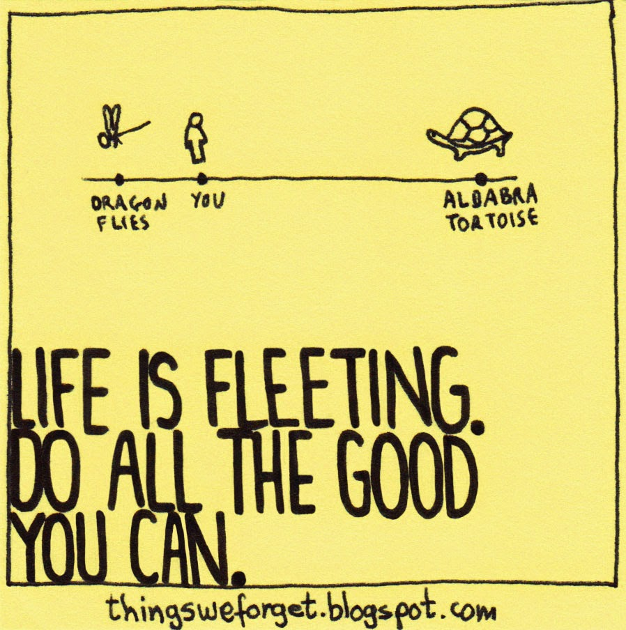 Life Is Fleeting Quotes. QuotesGram