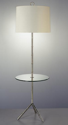 J&#111;nathan Adler Meurice Table Floor Lamp