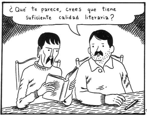 Mandorla · El blog de cómics de Santiago García: abril 2013