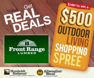 $500 Shopping Spree Contest at Front Range Lumber