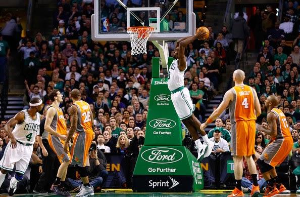 Watch Boston Celtics vs Phoenix Suns full replay 2/23/15 - Akie Sports