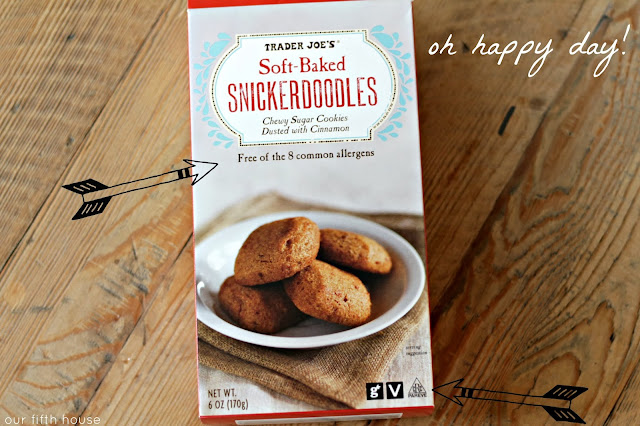 Allergy Free Snickerdoodles
