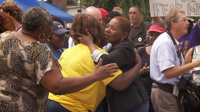 Iyanla Van Zant does a special report from Ferguson, Missouri
