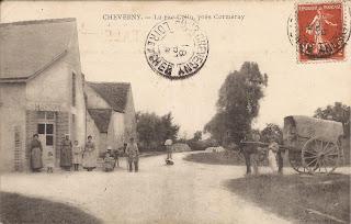Rue Colin - Cheverny