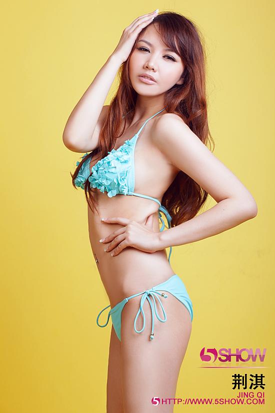 Jing Qi 荆淇 Cực Sexy Picture Line Girl