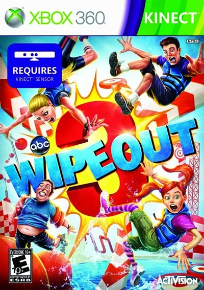 Wipeout Create and Crash XBOX 360 NTSC XGD2