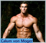 Calum von Moger - Newest Fitness & Bodybuilding Star