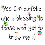 4 in my family 3 of us Autistic~!!