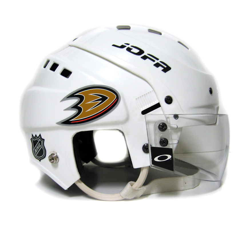 Nhl hockey helmet front