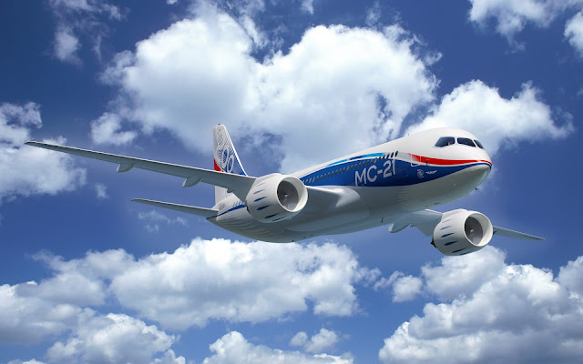 MC-21 Passenger Aircraft